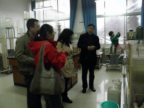 西北农林科技大学 水利与建筑工程学院 学院新闻 云南农业大学水利学院老师一行来我院交流本科教学工作图片